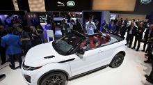 LA motor show: Car makers revved up for a big sales year