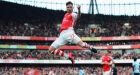 Olivier Giroud: the Arsenal striker has carried the burden  of goalscoring in the absence of Theo Walcott with six goals in his last eight games. Photo:  Jamie McDonald/Getty Images  Olivier Giroud: the Arsenal striker has carried the burden  of goalscoring in the absence of Theo Walcott with six goals in his last eight games. Photo:  Jamie McDonald/Getty Images