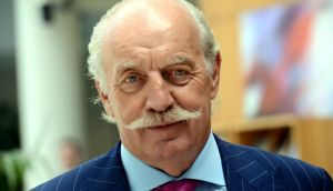 """It is clear to me that the GalaCoral and Playtech shareholders are the big winners here with Ladbrokes shareholders once again paying the price of management ineptitude,"" Dermot Desmond said. Photograph: Cyril Byrne/The Irish Times"