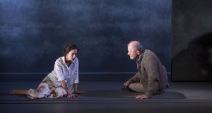 Beth Cooke and Peter Gowen in Through A Glass Darkly. Photograph: Fiona Morgan