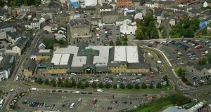 Monaghan Shopping Centre: producing a rental income of €1,050,000