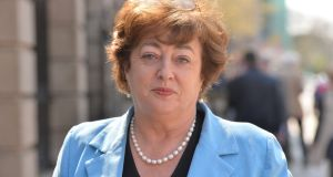 "Social Democrats TD Catherine Murphy questioned whether advice to Ministers on the sharing of citizens' data was ""flawed"". Photograph: Alan Betson/The Irish Times"