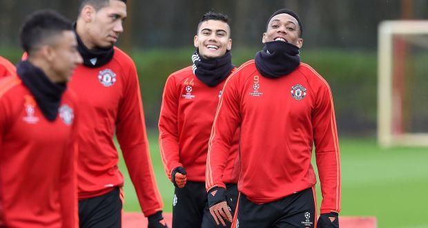 d2af4294ac3 Wayne Rooney and Anthony Martial back for Manchester United
