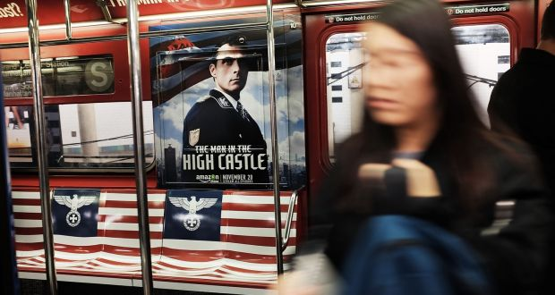 Amazon Pulls Ads For Nazithemed TV Show From NY Subway - Car show on amazon