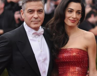 Amal Alamuddin ditched her own surname to become a Clooney. Photograph: Mike Coppola/Getty