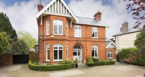 Lisney is seeking €4 million for this five-bedroom house at 81 Park Avenue, Sandymount, Dublin 4