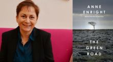 Anne Enright's The Green Road wins top prize at Irish Book Awards