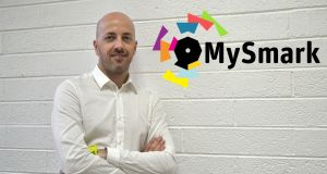 MySmark cofounder Nicola Farronato: Italian-born entrepreneur came to Dublin to set up the company in 2011
