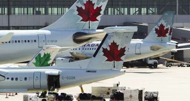 Air Canada announces direct flight from Dublin to Vancouver