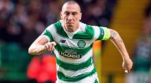 Scott Brown: suffered a knee injury which is likely to keep him sidelined for two months.  Photo:  Jeff Holmes/PA