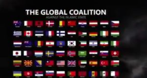 "A video claiming to have been issued by the Islamic State group has included Ireland as part of ""a coalition of devils"" that has formed against it, before threatening to ""burn"" its enemies."