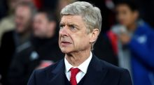 Arsene Wenger is ready to dip into the January transfer market as the Emirates injury-list lengthens. Photograph: Getty