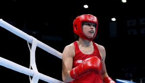 Katie Taylor has won four Irish titles in previous years, all were secured on walkovers and she has never had to compete in the ring for the title.