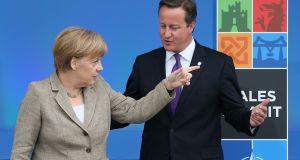 Wrong to think David Cameron could magic up a brand new EU after a few chats with Angela Merkel and Jean Claude Juncker. - WPA Pool /Getty Images)