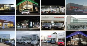 The group has 10 dealerships across Ireland and is due to open a  Jaguar and Land Rover outlet in Airside Retail Park in north Co Dublin