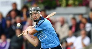 "Dublin's Danny Sutcliffe: ""They beat us in the final but I honestly hope they go on and go all the way. It would be great for Dublin hurling."" Photograph: INPHO/Cathal Noonan"