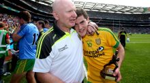 Donegal minor manager Declan Bonner believed matter had to be addressed. Photograph: James Crosbie/Inpho.