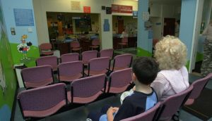 The latest monthly performance report for September, published by the HSE on Thursday, shows that 2,244 patients were waiting longer than 18 months for inpatient and day procedures, while 5,442 were waiting more than 15 months. File photograph: Bryan O'Brien/The Irish Times