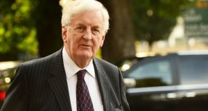 Mr Justice Nial Fennelly. File photograph: Cyril Byrne/The Irish Times
