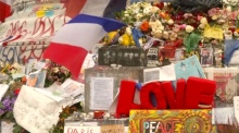 Parisians remember victims of attacks