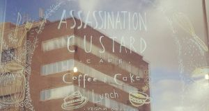 Meal Ticket: Assassination Custard, Dublin 8