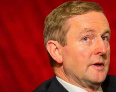 """One of Enda Kenny's great advantages as a politician is that he has been so consistently underestimated by his political opponents and derided by an array of commentators ever since he became leader of Fine Gael in 2002.""  Dominic Lipinski/PA Wire"