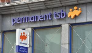 In Dublin, Permanent TSB was a main mover, closing up 2.3 per cent at €4.45. Photograph: Alan Betson