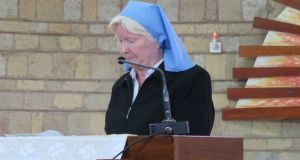 Sr Mary Killeen: 'For people trying to climb out of poverty, eviction reduces them to dependence and destitution.'