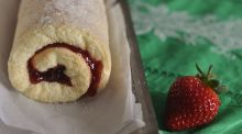 Lilly Higgins's Bake Off Diary: Mad Hatters and coeliac friendly Swiss Roll