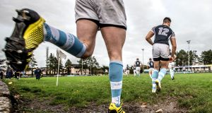 UCD came from behind against Garryowen in Limerick. Photograph: Inpho