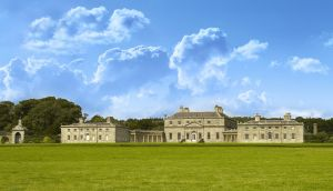 Historic houses, such as Russborough House in Co Wicklow, would benefit from the tax rebate on repairs.