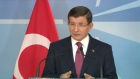 Turkish PM: 'Turkish airspace should be respected'
