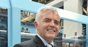 Northern Ireland Minister of Enterprise, Trade and Investment Jonathan Bell: leading a 13 company-strong trade mission to China