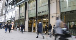 Zara is just one of the brands owned by of Inditex and ITX Fashion: others include Bershka and Massimo Dutti. Photographer: Martin Leissl/Bloomberg