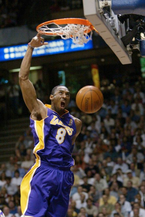pretty nice 3b41c e82bc Kobe Bryant in pictures: basketball great to retire at end ...