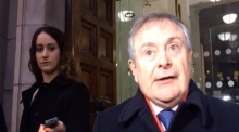 Brendan Howlin addresses bankruptcy and the IBRC