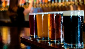 Beer is the perfect match for food because it is so varied and comes in such a vast array of styles, strengths and flavours. Photograph: Thinkstock