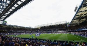 Chelsea have submitted a planning application to rebuild Stamford Bridge as a 60,000-seater stadium. Photograph: Getty