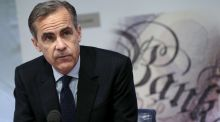 Bank of England governor Mark Carney reiterates stance on interest rates, or does he?  Photgraph: Suzanne Plunkett/AFP/Getty Images