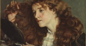 Image: Gustave Courbet, 'Jo, The Beautiful Irish Girl', oil on canvas (1866), Nationalmuseum, Stockholm.