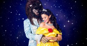 Beauty and the Beast at the Tivoli in Dublin