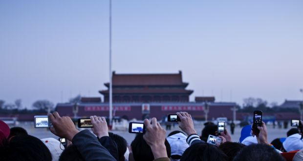 Travel: Conor Pope takes China in his hands