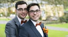 Our wedding story: Settling in Ireland was right decision after transatlantic romance