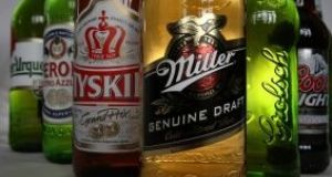 SABMiller owns a large number of brands including Peroni and Grolsch