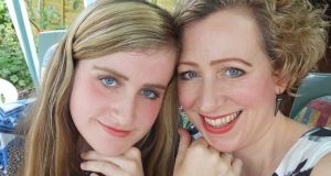 Katy and Louise Beech: Katy was only seven when she was diagnosed with Type 1 Diabetes. Reluctantly, she agreed to give her blood in exchange for my words. She would let me inject both insulin into her thigh and stories into her head