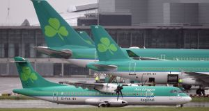 IAG owns Iberia and Vueling as well as Aer Lingus. Photograph: PA Wire