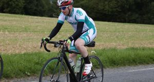 James O'Reilly on the 2015 mHealth Grand Tour from Geneva to Brussels.