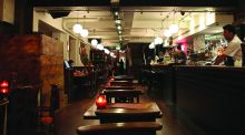 Meal Ticket: Wigwam, Middle Abbey Street, Dublin 1