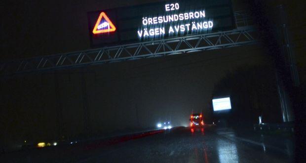 Sweden Considers Plan To Close The Bridge Denmark