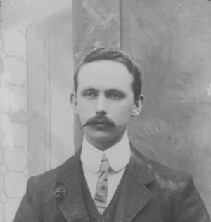 Photographic portrait of Eamonn Ceannt.